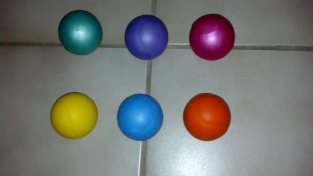 Juggle Balls 2 Uncle Joe and mine