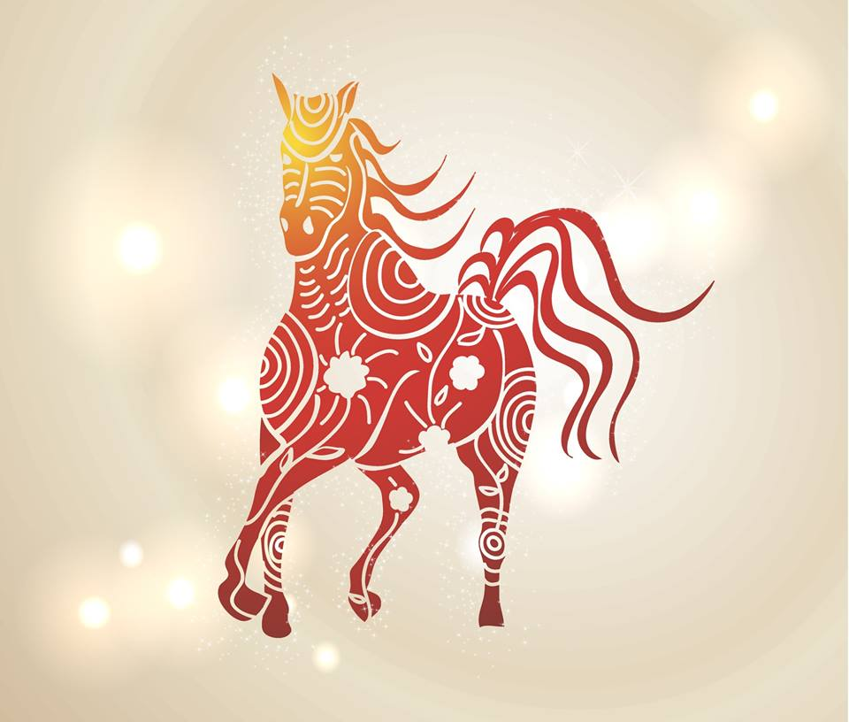 Year of The Horse-Awesome Horse